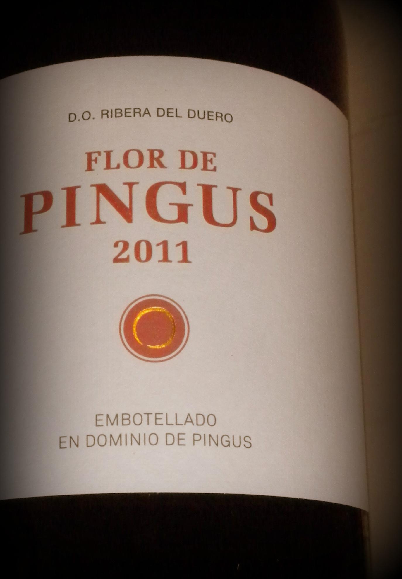 Flor de Pingus