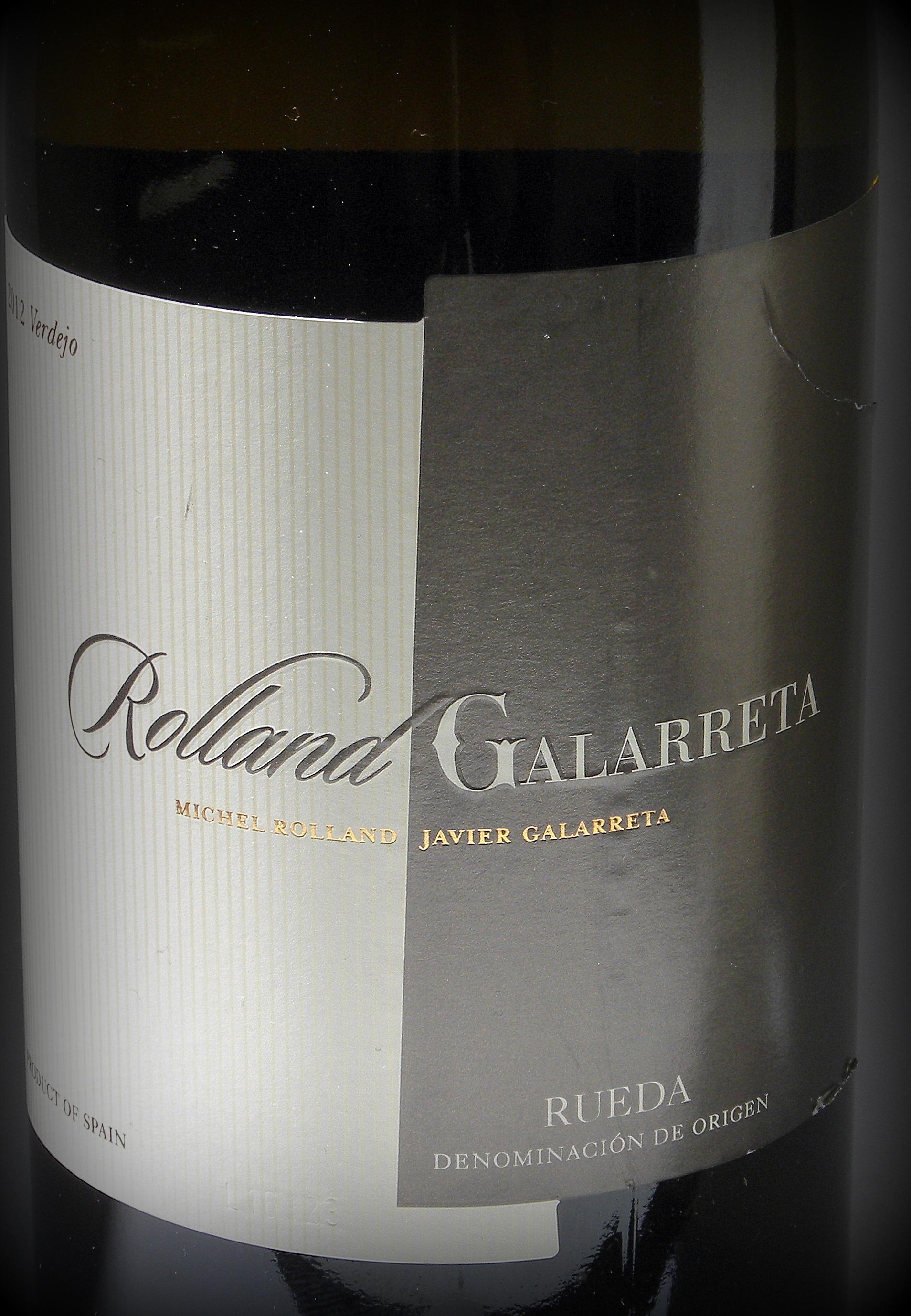 Verdejo Rueda DO, Rolland & Galarreta