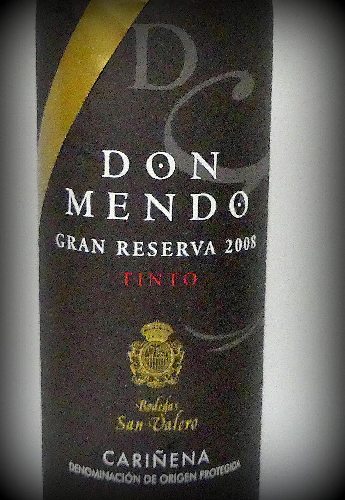 Don Mendo Gran Reserva