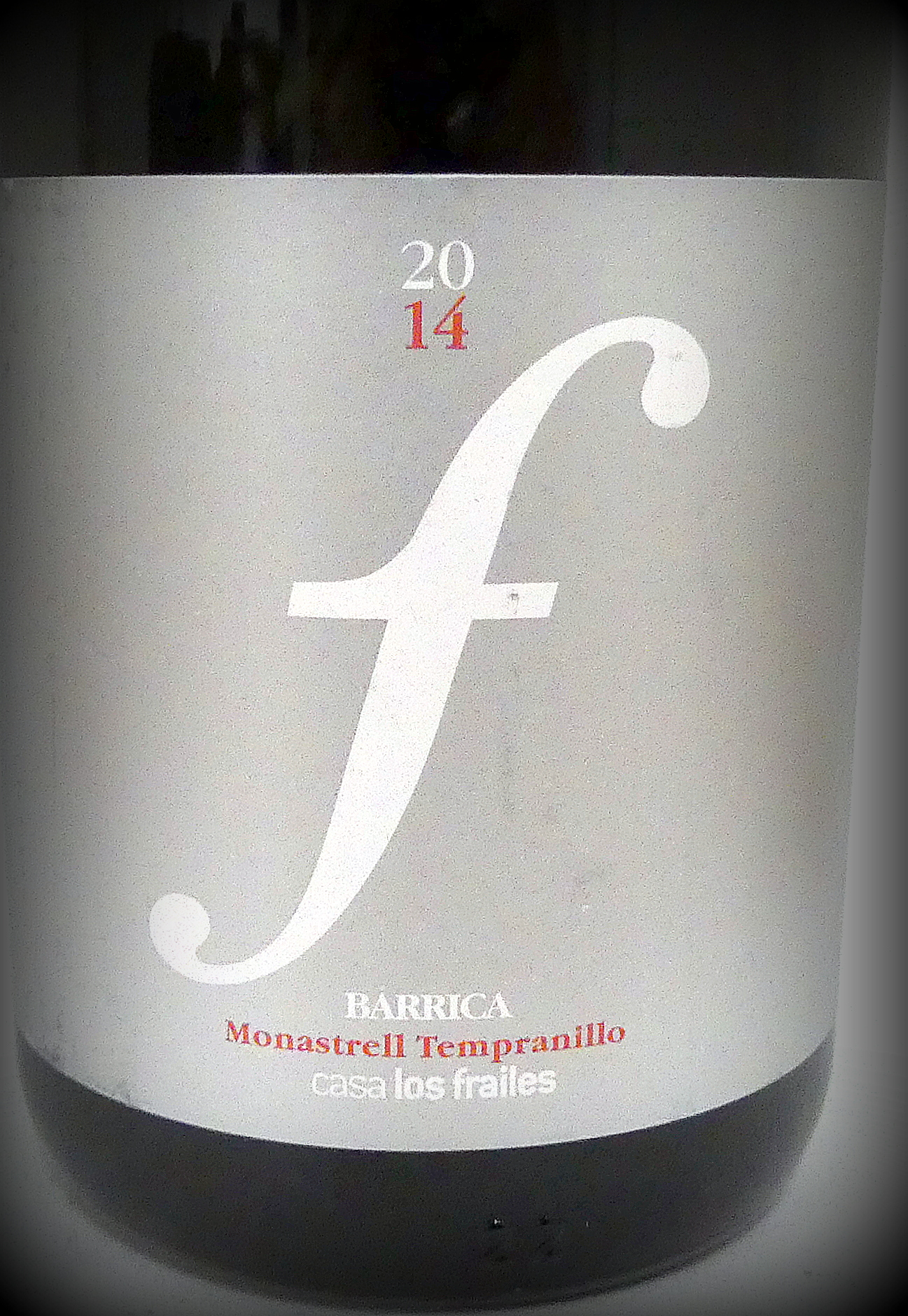 Efe Monastrell-Tempranillo