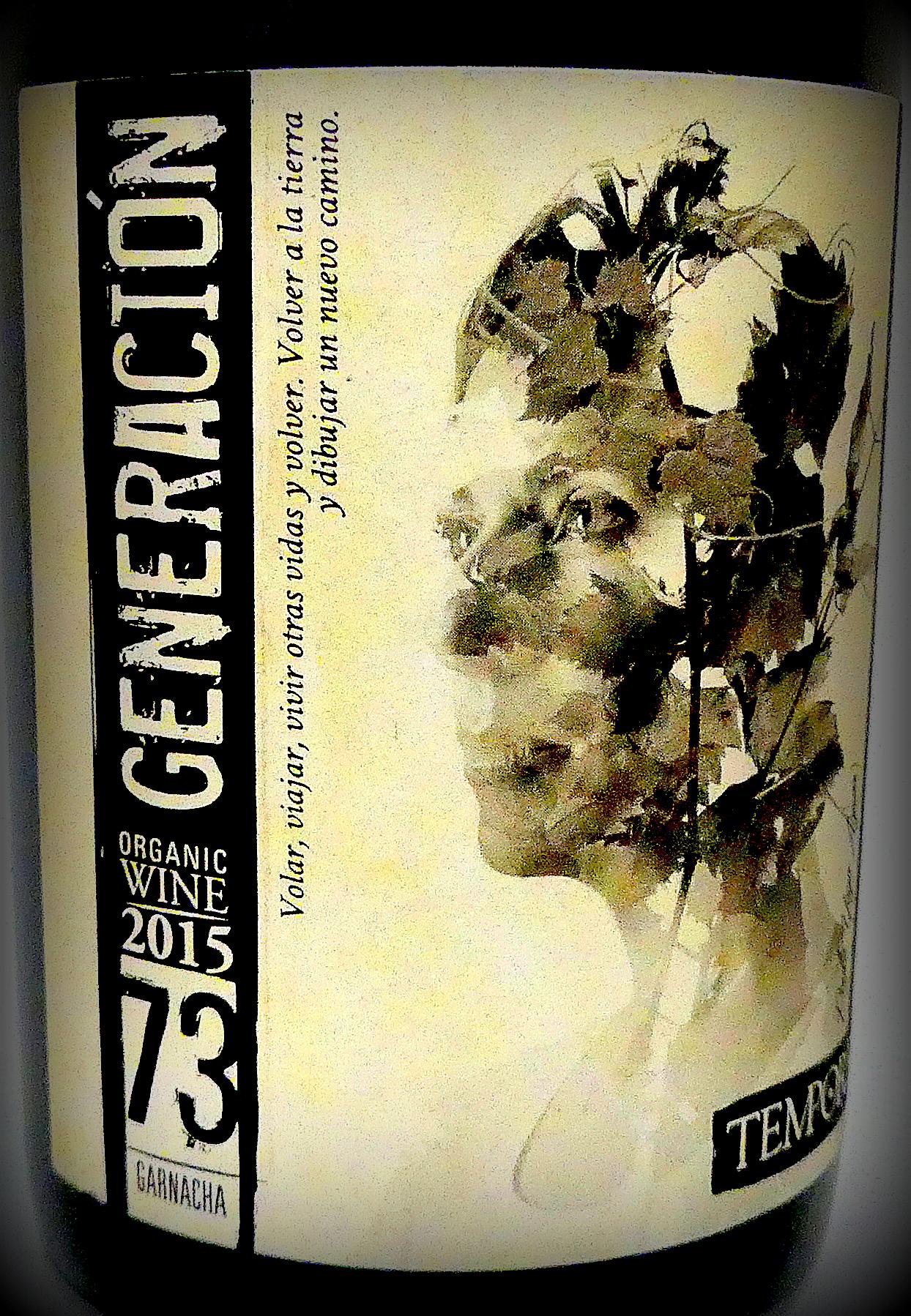 Generation 73 Garnacha