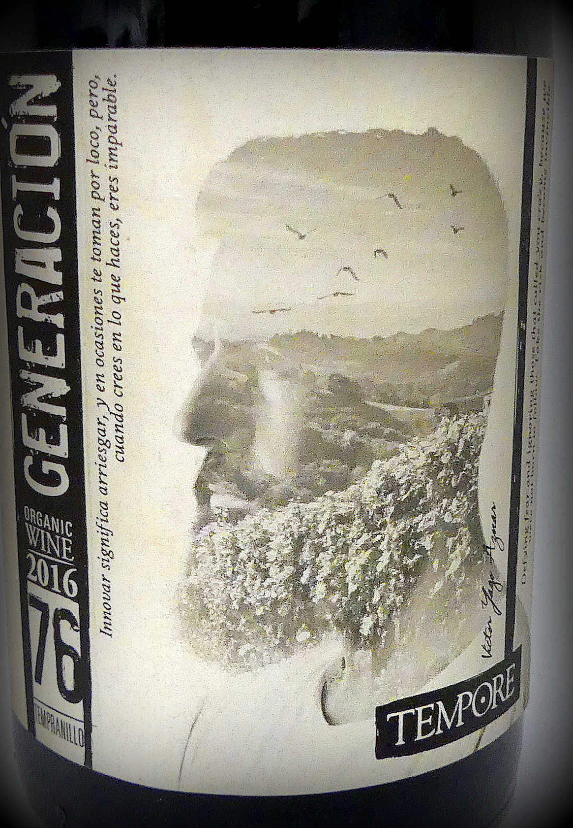 Generation 76 Tempranillo