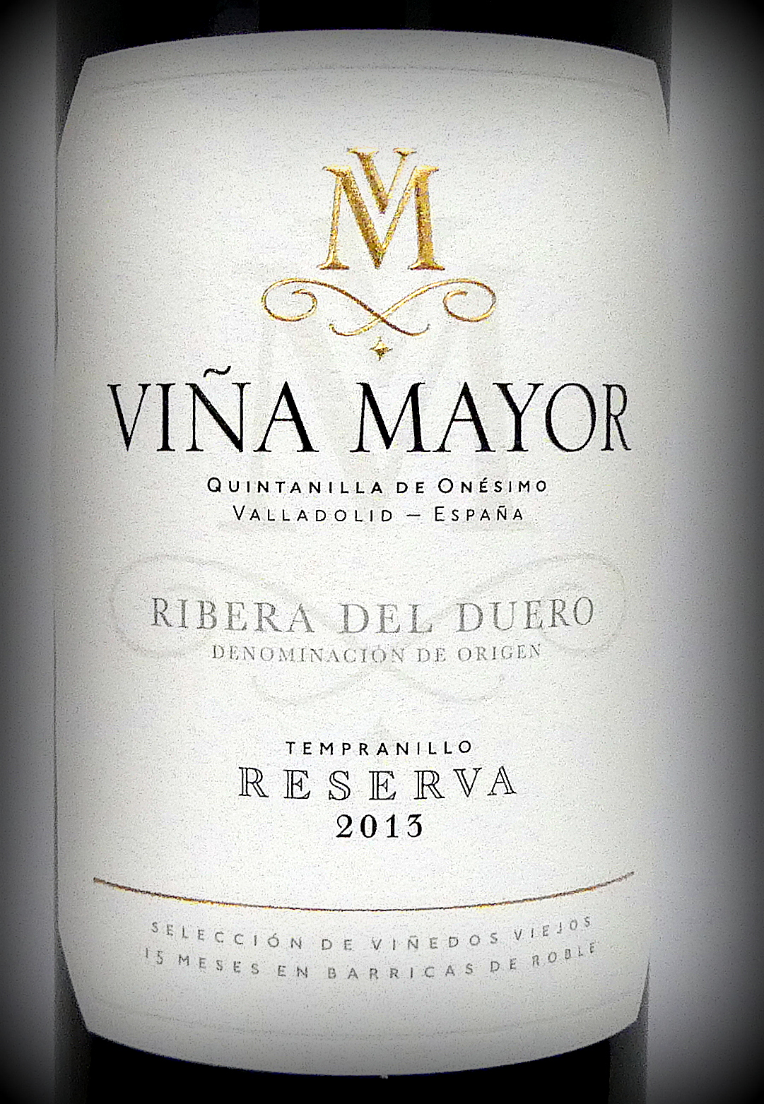 Viña Mayor Reserva
