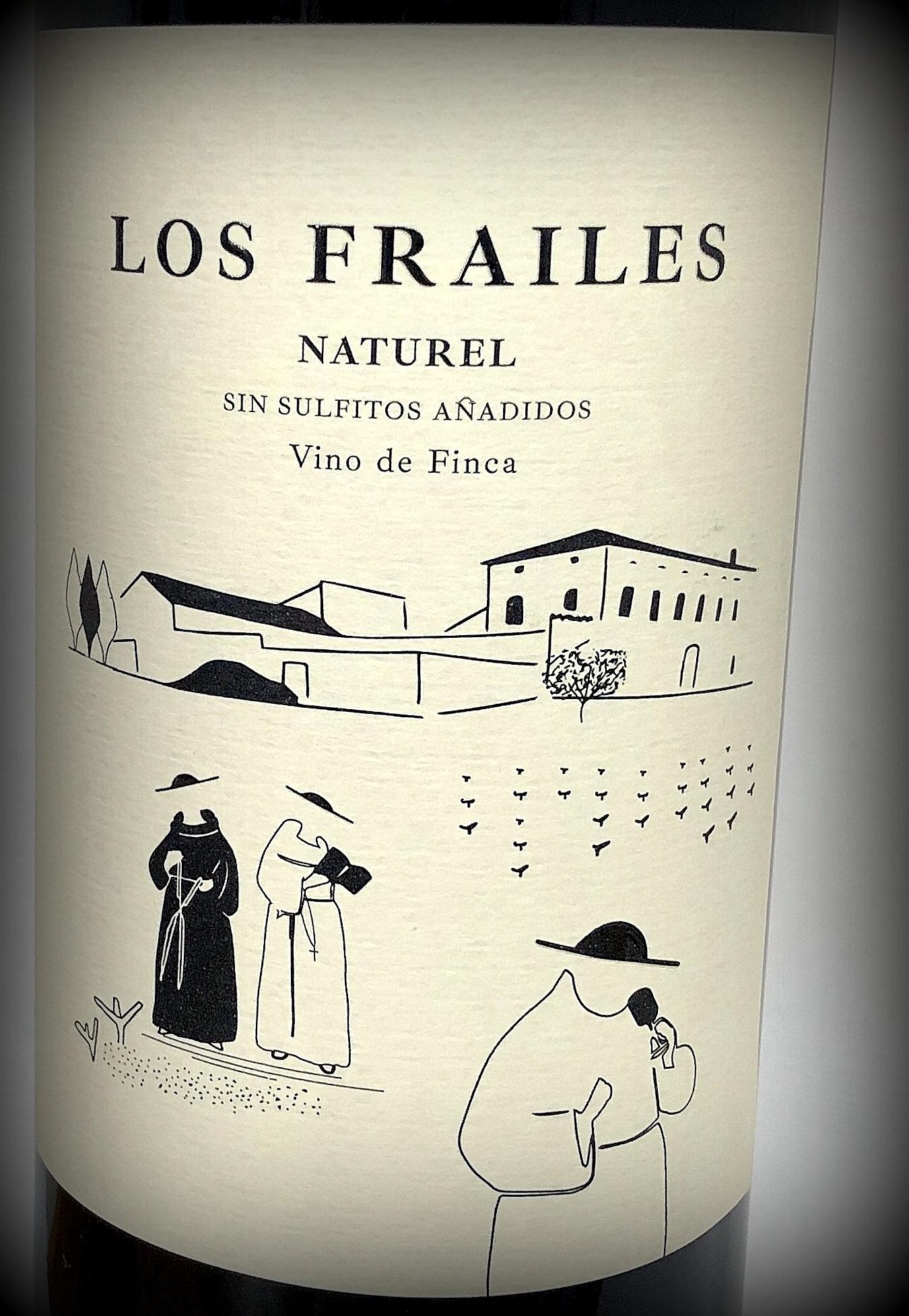 Los Frailes Naturel