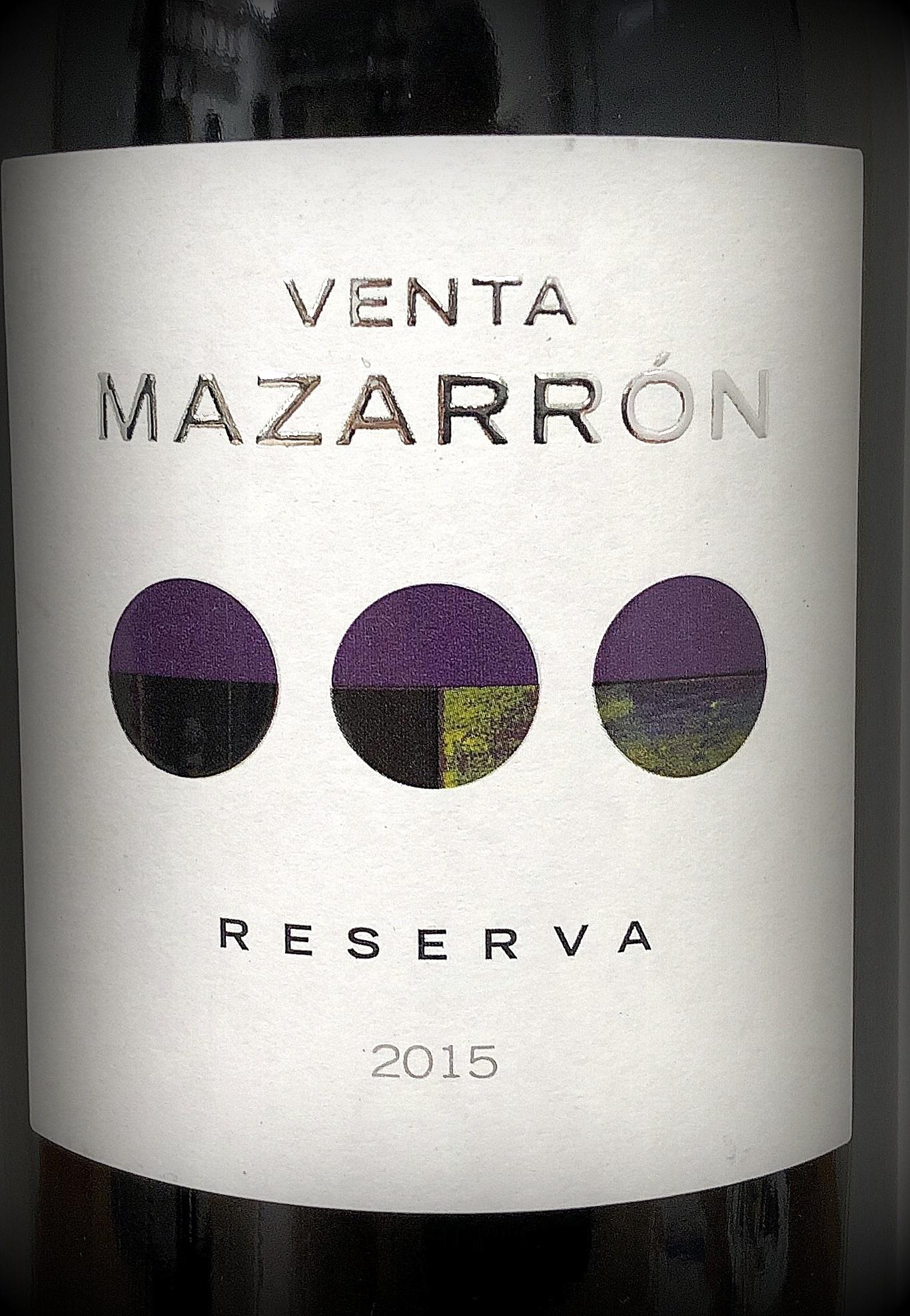 Venta Mazarrón Reserva